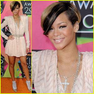 Rihanna - 2010 Kids Choice Awards
