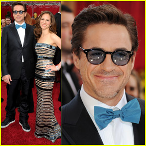 Robert Downey Jr. -- Oscars 2010 Red Carpet