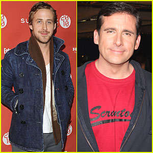 Ryan Gosling & Steve Carell Team Up For Upcoming Comedy