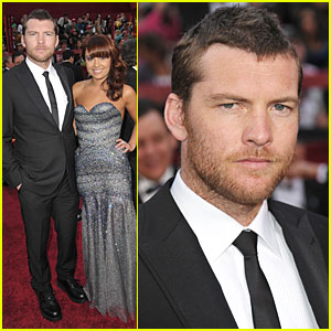 Sam Worthington -- Oscars 2010 Red Carpet