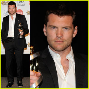 Sam Worthington: ShoWest Male Star Of The Year