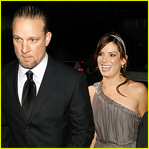 Sandra Bullock Had A Prenup With Jesse James