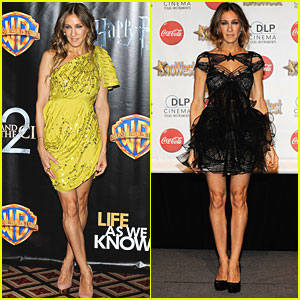 Sarah Jessica Parker: 'Sex' and Sin City!