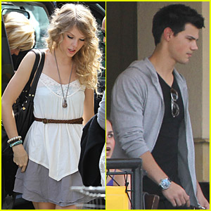 Taylor Swift & Taylor Lautner: Farm Date!