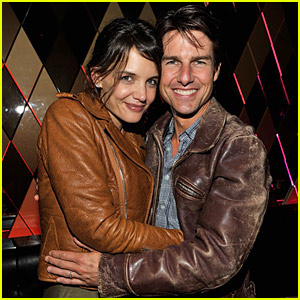 Tom Cruise & Katie Holmes: Hot Tub Time!