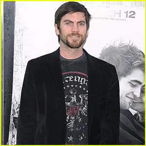 Wes Bentley Checks Out 'Remember Me' in NYC