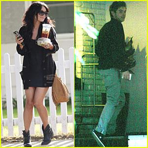 Zac Efron & Vanessa Hudgens are L.A. Lovebirds