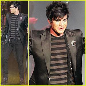 Adam Lambert: Concert in Canada!