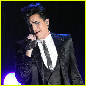 Adam Lambert Brings His Music Again to GLAAD -- EXCLUSIVE