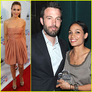Alyssa Milano: Who's the Boss, Ben Affleck?