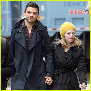 Amanda Seyfried & Dominic Cooper: Perfect Pair