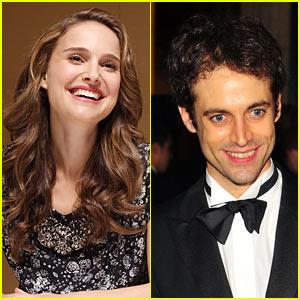 Natalie Portman: Team Benjamin Millepied!