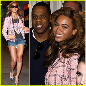 Beyonce & Jay-Z: Chicago on Broadway!