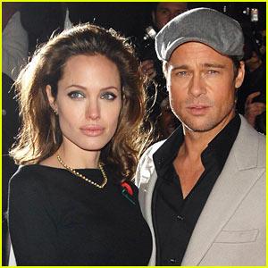 Brad Pitt & Angelina Jolie: Bosnia Refugees Visit!