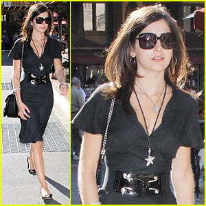 Camilla Belle Hits The Grove with a Gal Pal