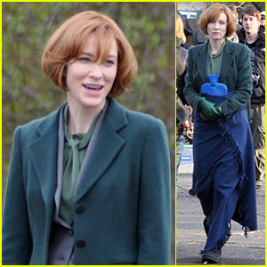Cate Blanchett: On The Hunt for Hanna