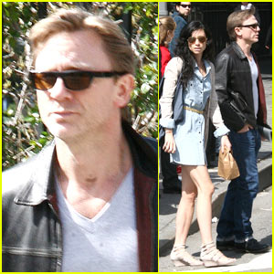 Daniel Craig & Satsuki Mitchell: West Village Partners