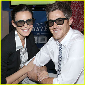 Dave Annable & Odette Yustman: The Masters in 3D!