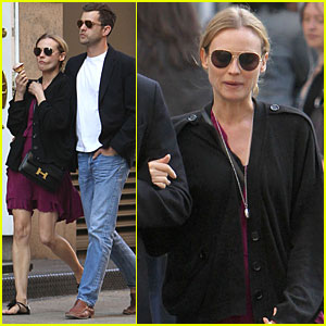 Diane Kruger: We All Scream for Ice Cream!