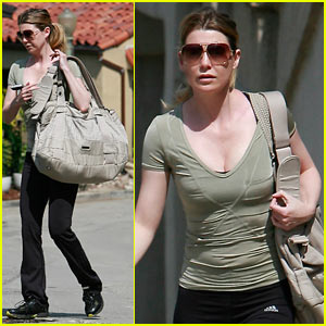 Ellen Pompeo: Hook, Line and Sinner!