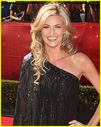 Erin Andrews Continues DWTS Despite Death Threats
