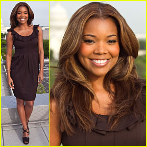 Gabrielle Union Makes a Clean Difference
