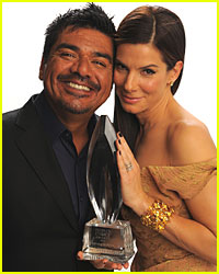 George Lopez: Sandra Bullock is 'Doing Great'