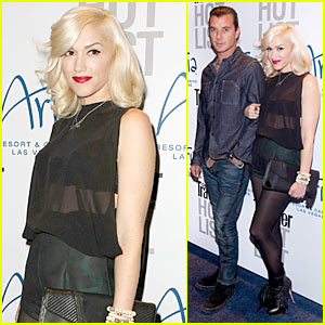 Gwen Stefani & Gavin Rossdale Top Hot List