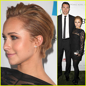 Hayden Panettiere's Short Hair -- YAY or NAY?