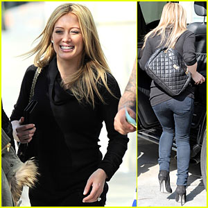 Hilary Duff: Comrie over the Kings