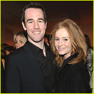 James Van Der Beek & Girlfriend Expecting A Baby!
