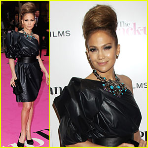 Jennifer Lopez: Beehive Back-Up Plan!