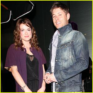 Jensen Ackles & Danneel Harris: Katsuya Couple