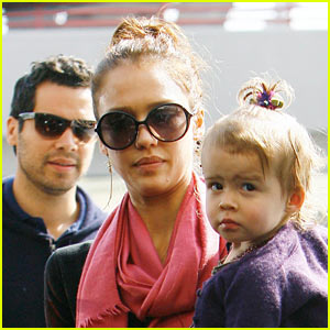 Jessica Alba: Adoption In The Works!