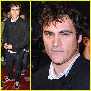 Joaquin Phoenix: Exit Through The Gift Shop
