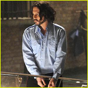 Johnny Depp Gets Arrested