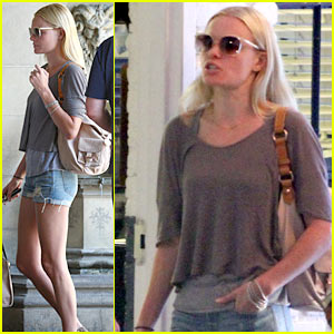 Kate Bosworth: Here We Go Round The Mulberry Bush!