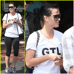 Katy Perry is GTL Gorgeous