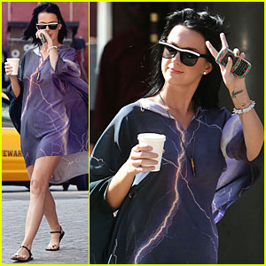 Katy Perry is The Perfect Storm