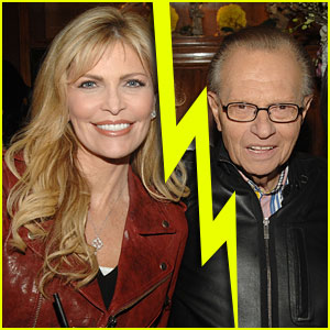 Larry King: Divorce #8, Bye Shawn Southwick!
