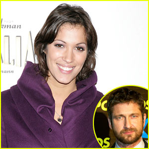 Laurie Cholewa: Gerard Butler's New Girlfriend?