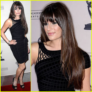 Lea Michele: Glee 'Tour' Rehearsals Start Tomorrow!