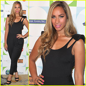 Leona Lewis Shows Support for The Jenesse Center
