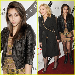Lourdes Leon is Bent on Learning with Madonna