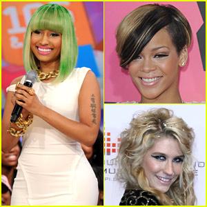 Nicki Minaj Exits Rihanna/Ke$ha Tour