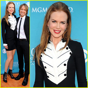 Nicole Kidman: ACM Awards with Keith Urban!