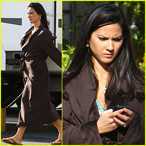 Olivia Munn: 'Perfect Couples' Kick-Off!