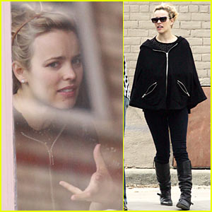 Rachel McAdams: Lunch with Lance, Her Father