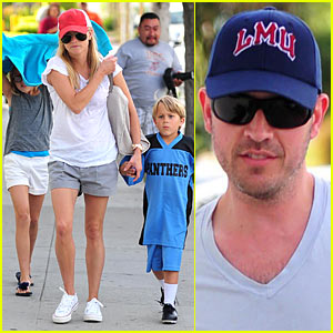 Jim Toth: Big 5 with Reese Witherspoon's Kids