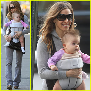 Sarah Jessica Parker: This is New York, Baby!